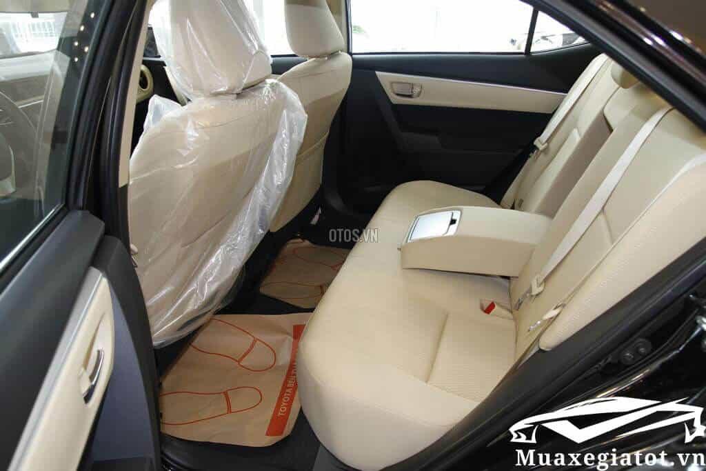 Toyota Corolla Altis 1 8E MT 2017 2021 Mau den 8 toyotatancang net - Chi tiết Toyota Corolla Altis 1.8E MT 2021 ( số sàn) đẹp mê ly đang bán tại Việt Nam
