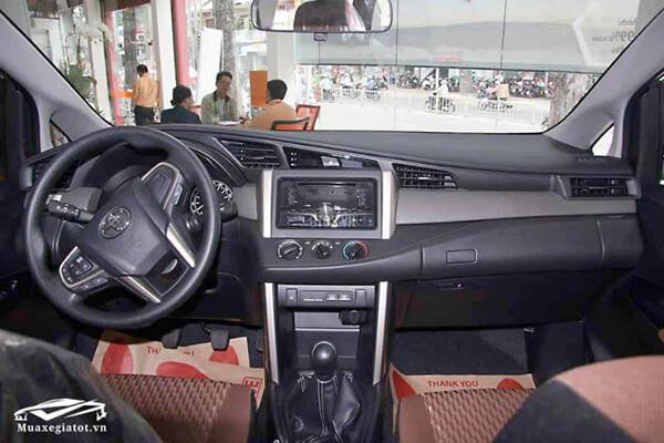 Toyota Innova 2 0E 2017 2021 MT so san 11 muaxegiatot vn 768x512 1 - Tư vấn mua xe Toyota Innova trả góp - Thủ tục nhanh, gọn và đơn giản trên toàn quốc