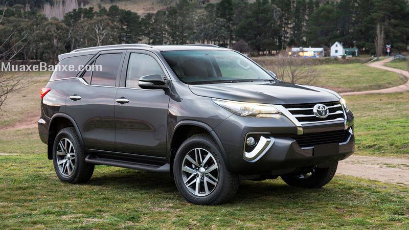 danh gia xe toyota fortuner 2 7at 4 4 2021 may xang 2 cau toyotatancang net - Chi tiết xe Toyota Fortuner 2.7AT 4x4 2021 (máy xăng, 2 cầu) - Mãnh lực& Đẳng cấp