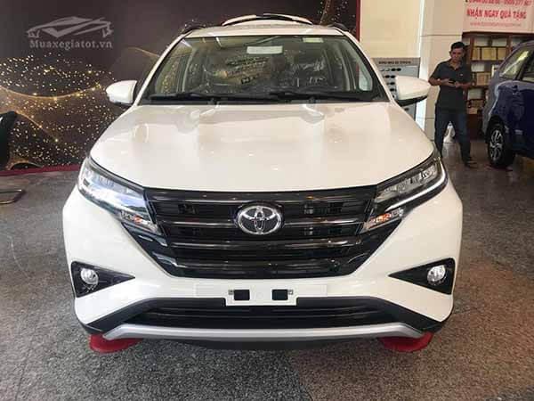 dau xe toyota rush 15 at 2021 muaxegiatot vn 28 - Mua xe chạy dịch vụ chọn Toyota Rush AT hay Toyota Innova E số sàn