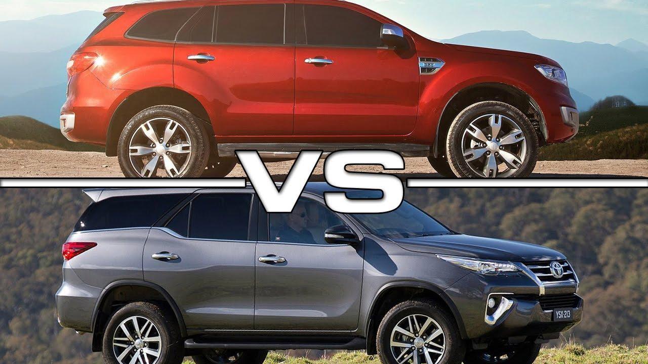 Hệ thống an toàn trên 2 bản máy dầu và số sàn  - Phiên bản máy dầu số sàn giữa Toyota Fortuner 2021 và Ford Everest 2021 – Ai mới là kẻ thống trị?