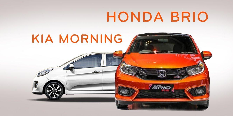 Dụng dộ giữa 2 tân binh Kia và Honda  - So sánh Kia Morning và Honda Brio- cuộc đụng độ gay gắt của tân binh trong làng xe SUV