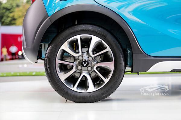 """mam xe vinfast fadil 2021 2022 muaxegiatot vn 10 - Cuộc """"đụng độ"""" thú vị giữa Vinfast Fadil và Toyota Wigo (phiên bản cao cấp)"""