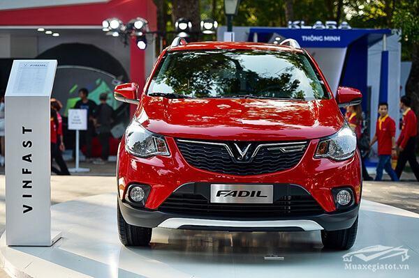 """mau do vinfast fadil 2021 2022 muaxegiatot vn 16 - Cuộc """"đụng độ"""" thú vị giữa Vinfast Fadil và Toyota Wigo (phiên bản cao cấp)"""