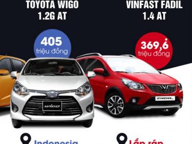 """so sanh vinfast fadil va toyota wigo 2021 2022 muaxegiatot vn 373x280 - Cuộc """"đụng độ"""" thú vị giữa Vinfast Fadil và Toyota Wigo (phiên bản cao cấp)"""