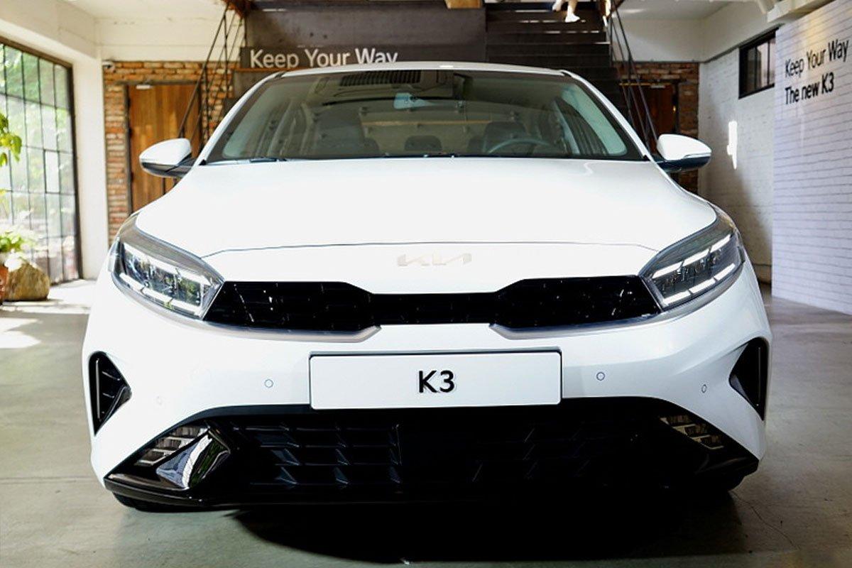danh gia xe kia cerato 2022 muaxegiatot vn 4 3ed8 - Đánh giá xe Kia K3 2022 - Lột xác toàn diện, Logo mới