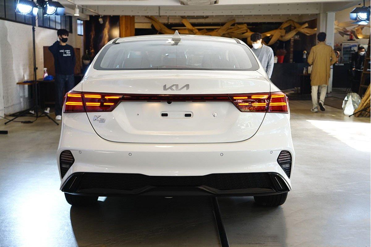 danh gia xe kia cerato 2022 muaxegiatot vn 5 7f5f - Đánh giá xe Kia K3 2022 - Lột xác toàn diện, Logo mới