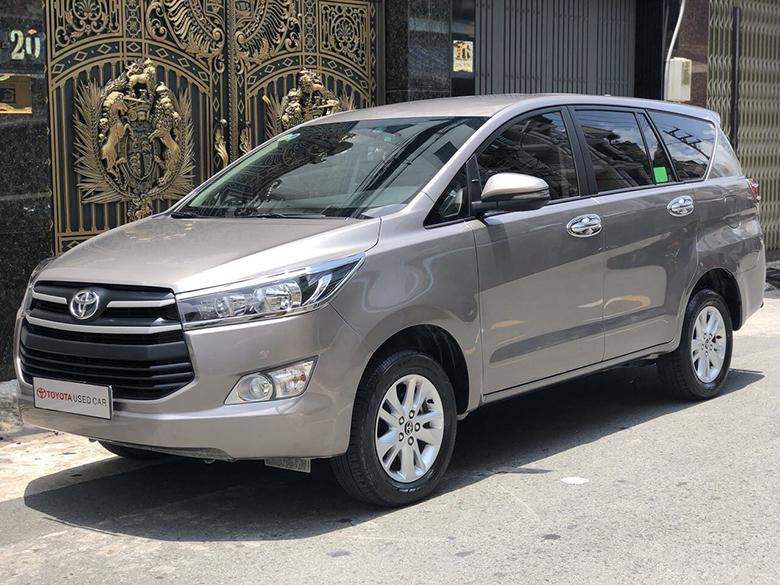 5065dc7c 20191204 035737 - Tìm hiểu các thế hệ và giá xe Toyota Innova cũ bán tại Việt Nam