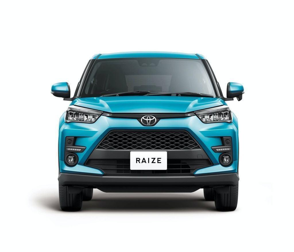 dau xe toyota raize 2022 Giaxehoi vn 1024x877 1 - Chi tiết xe Toyota Raize 2022: tuyên chiến Kia Sonet, khai phá phân khúc SUV hạng A mới mẻ tại Việt Nam