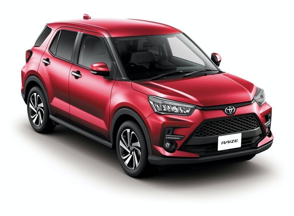 thiet ke cua toyota raize 2022 Giaxehoi vn 1024x751 1 - Chi tiết xe Toyota Raize 2022: tuyên chiến Kia Sonet, khai phá phân khúc SUV hạng A mới mẻ tại Việt Nam