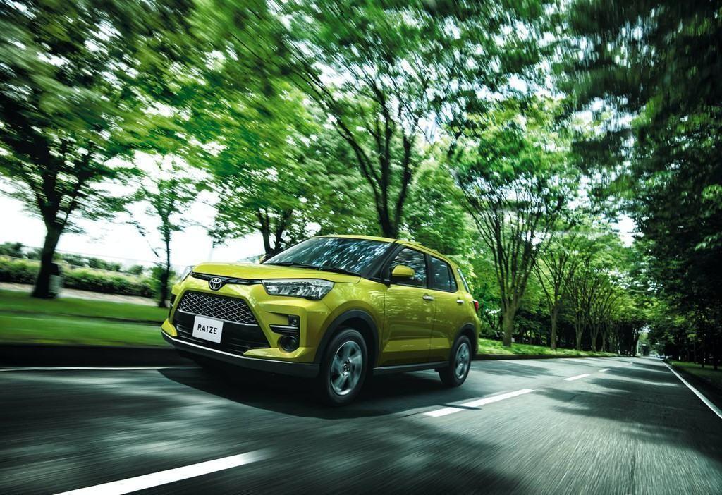 van hanh toyota raize 2022 Giaxehoi vn 1024x702 1 - Chi tiết xe Toyota Raize 2022: tuyên chiến Kia Sonet, khai phá phân khúc SUV hạng A mới mẻ tại Việt Nam